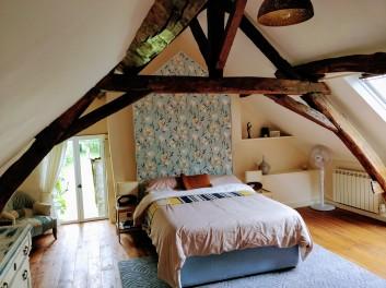 Master Bedroom La Fortinerie