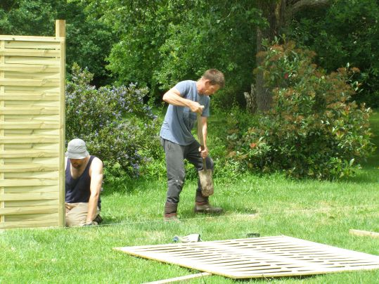 Building the Fence with WorkAway